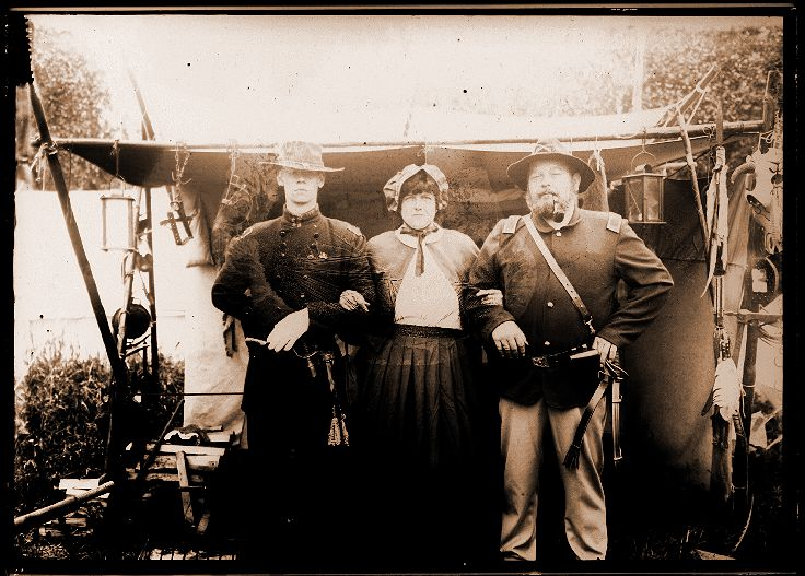 Union soldiers of the Civil War
