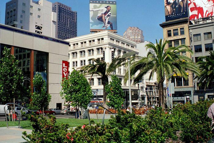 Union Square - Nike Town