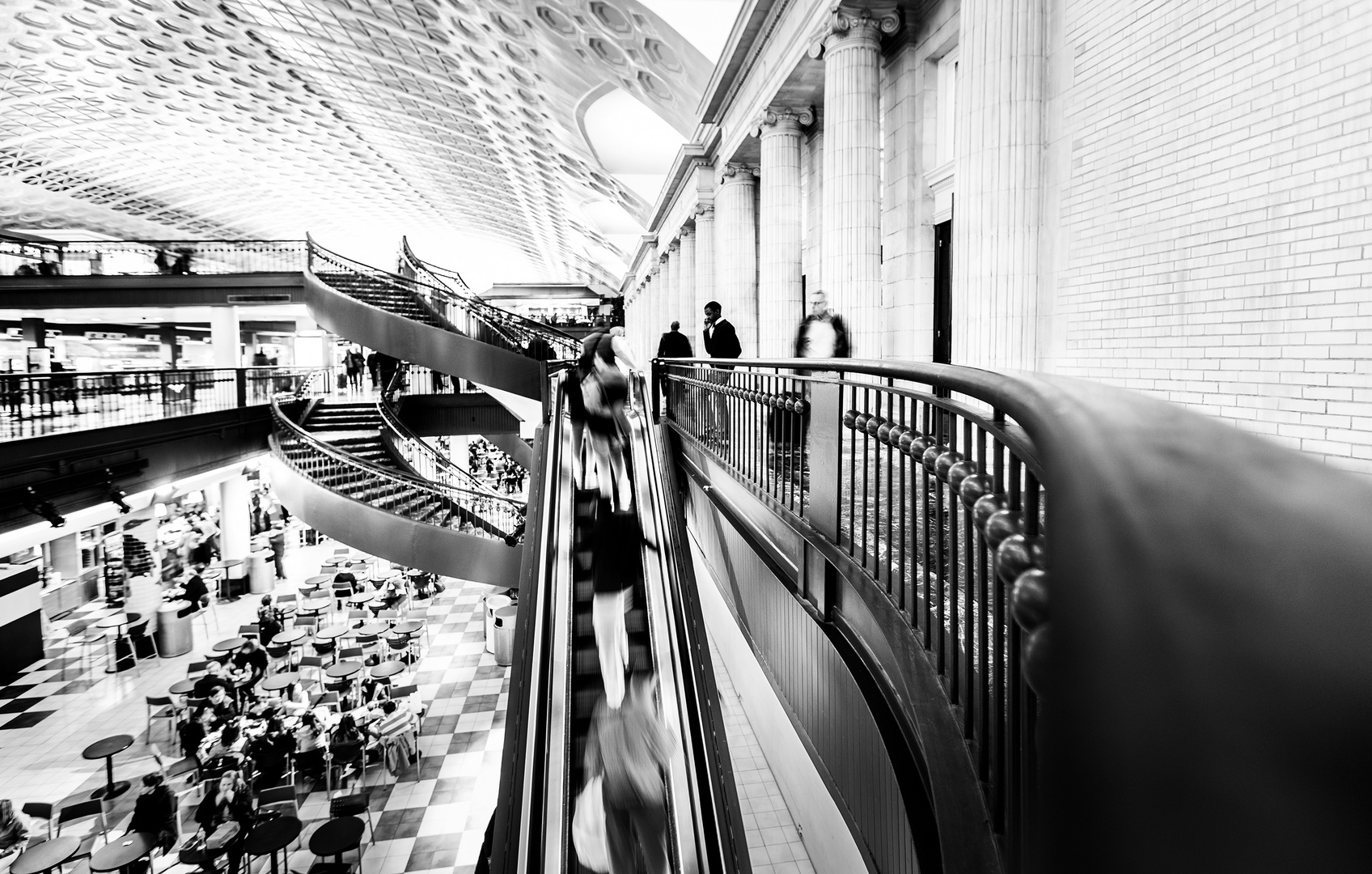 Union Station Shopping Mall Washington
