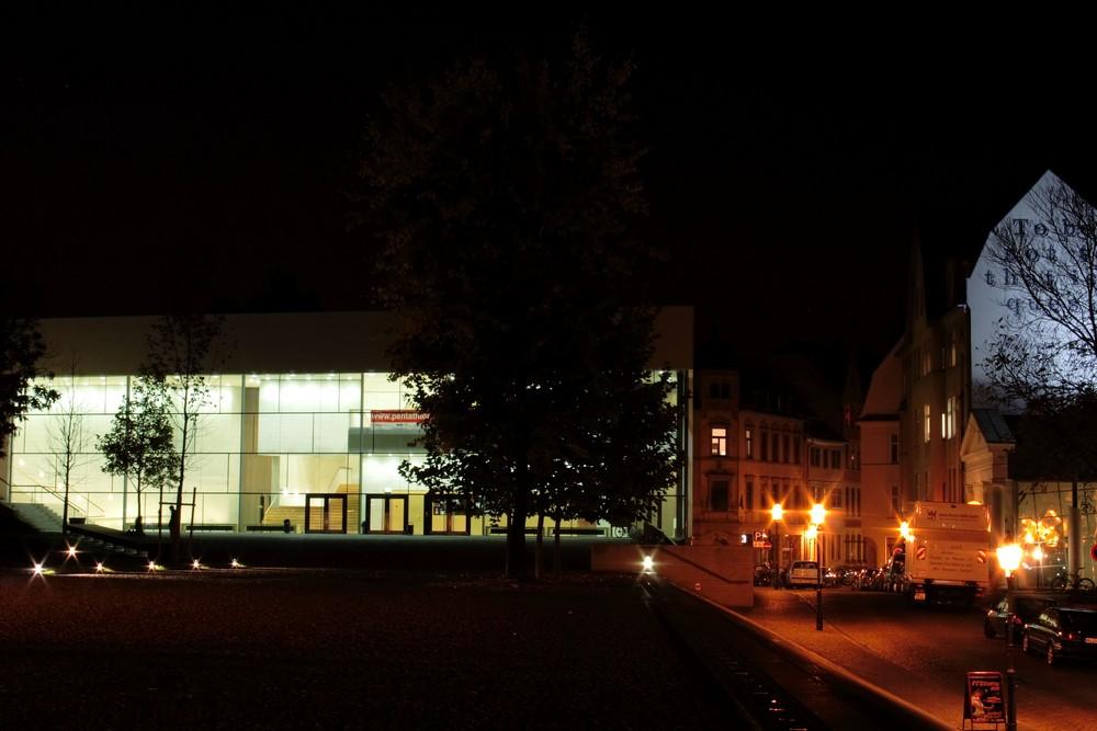 Uniplatz in Halle
