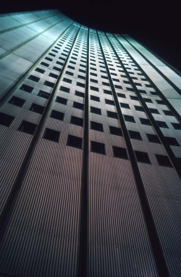 Uniriese - alte Fassade