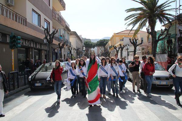 Unita' di Italia Barcellona Pozzo di Gotto 2011