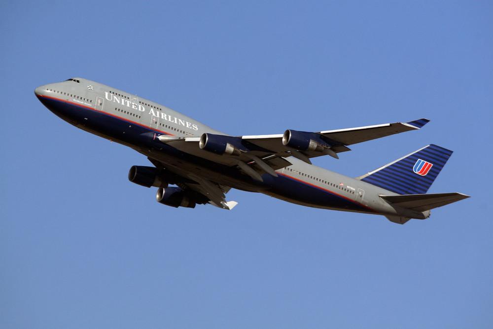 United Airlines Boeing 747-422 (N178UA)