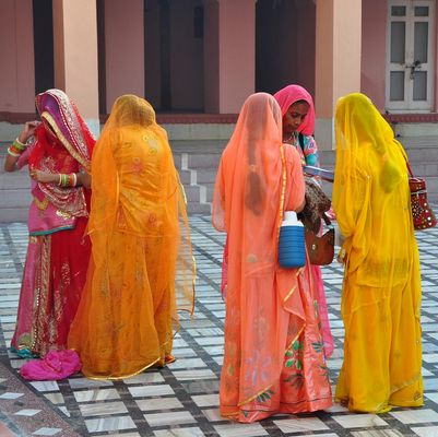 United colors of Rajasthan...
