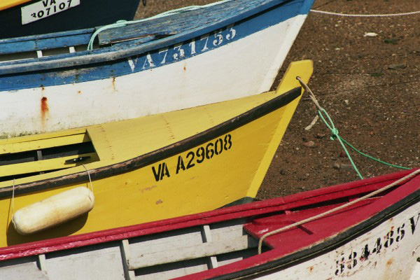 United colours of Barques Bretonnes