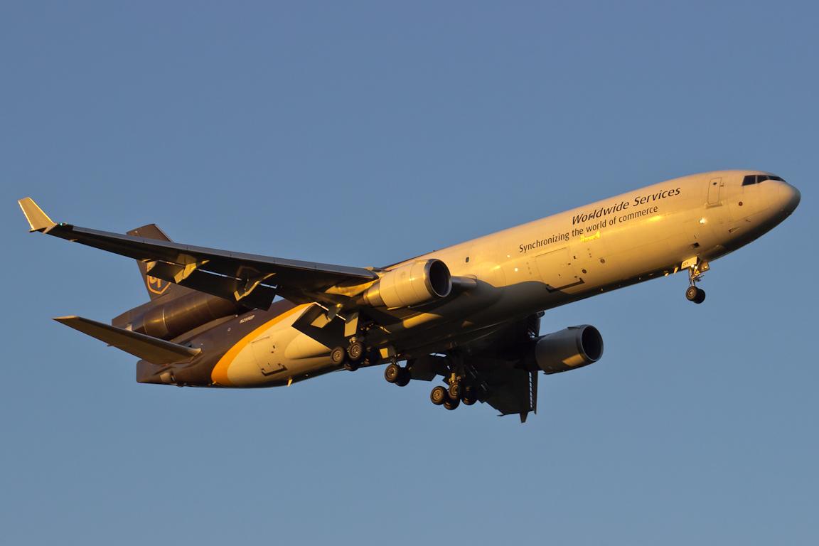 United Parcel Service (UPS) McDonnell Douglas MD-11(F)
