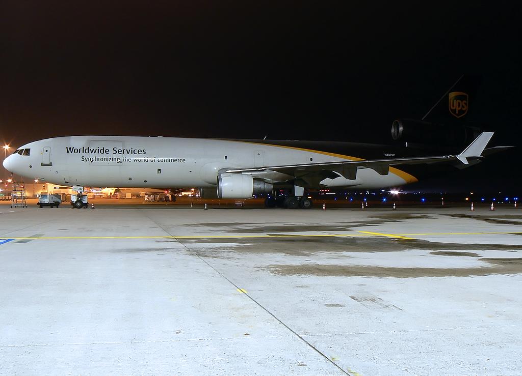 United Parcel Service (UPS) MD-11F N282UP #2