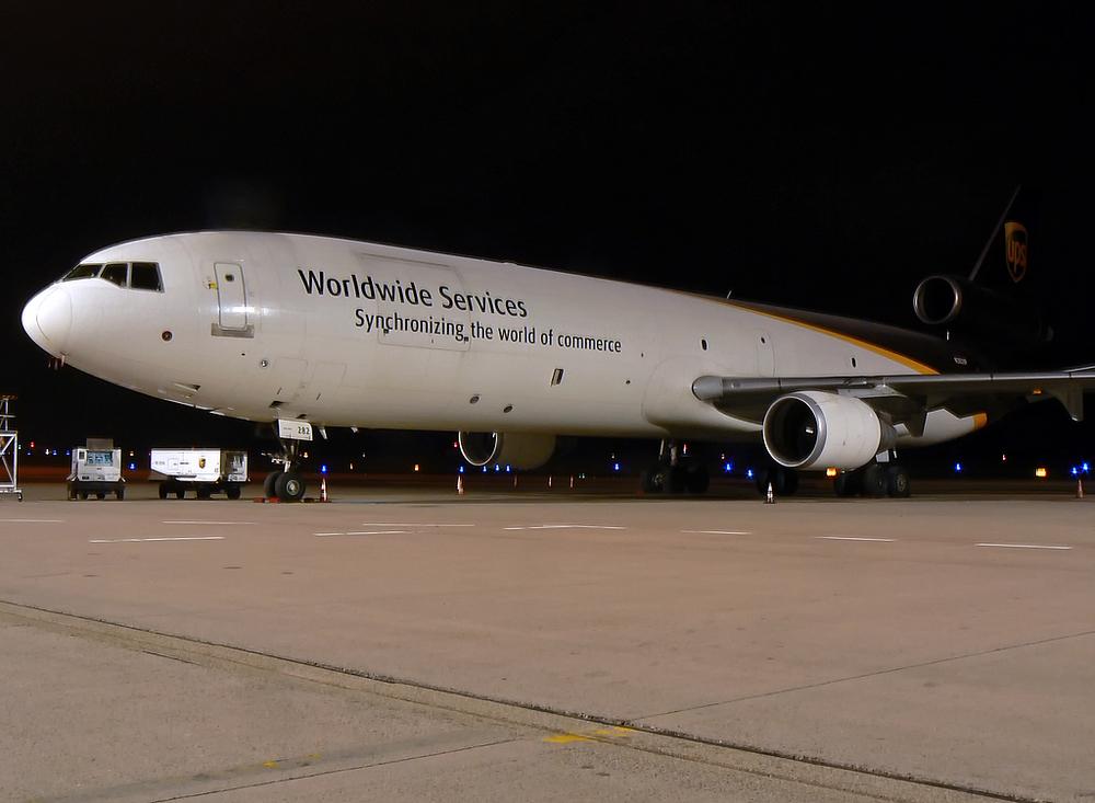 United Parcel Service (UPS) MD-11F N282UP
