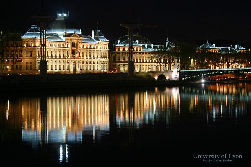 Universität in Lyon