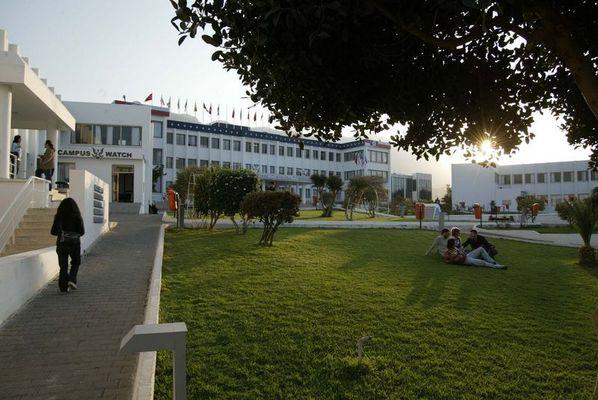 university campus GAU - north cyprus