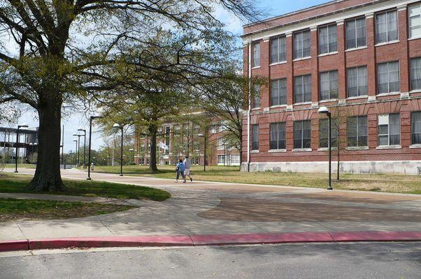 University of Memphis Campus Buildings