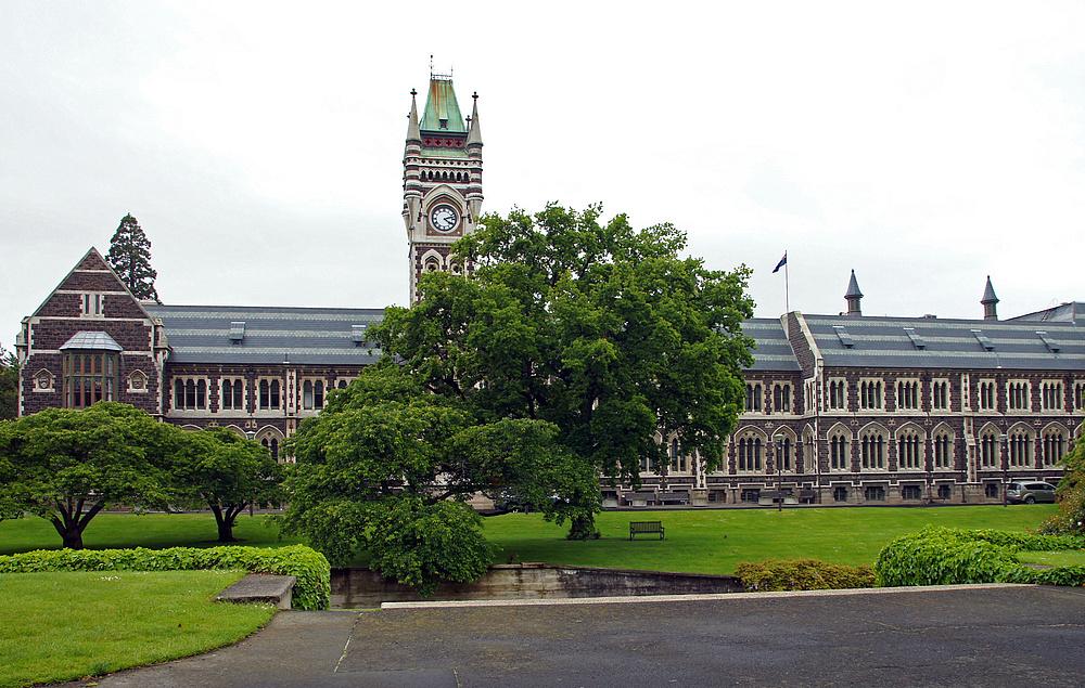 ..University of Otago..