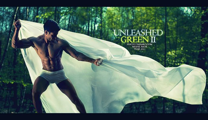 unleashed green II