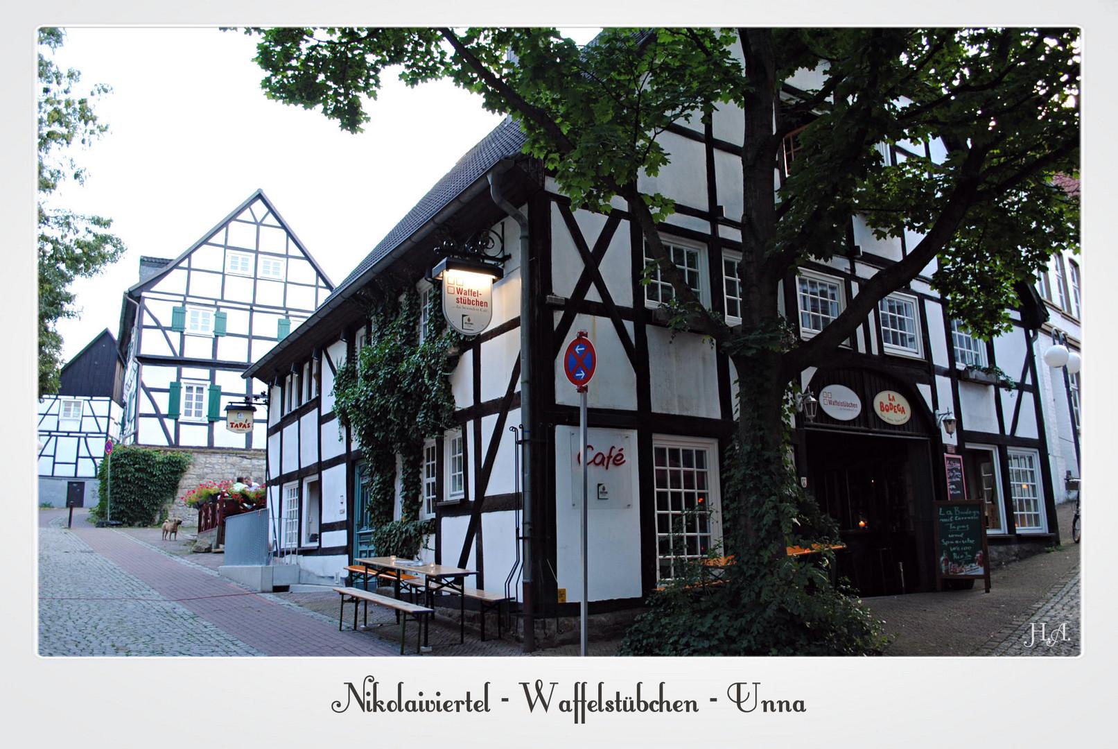 Unna-Altstadt-Nikolaiviertel