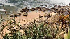Uno altro particulare dalla costa portoghesa