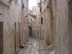 uno dei tanti vicoli in Italia
