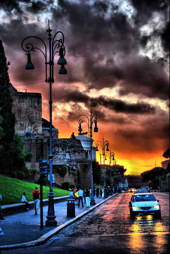 Uno sguardo a Roma