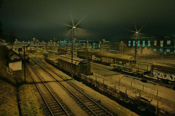 Unreal Trains
