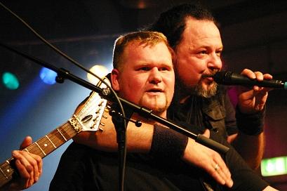 Unrest - Metal Band