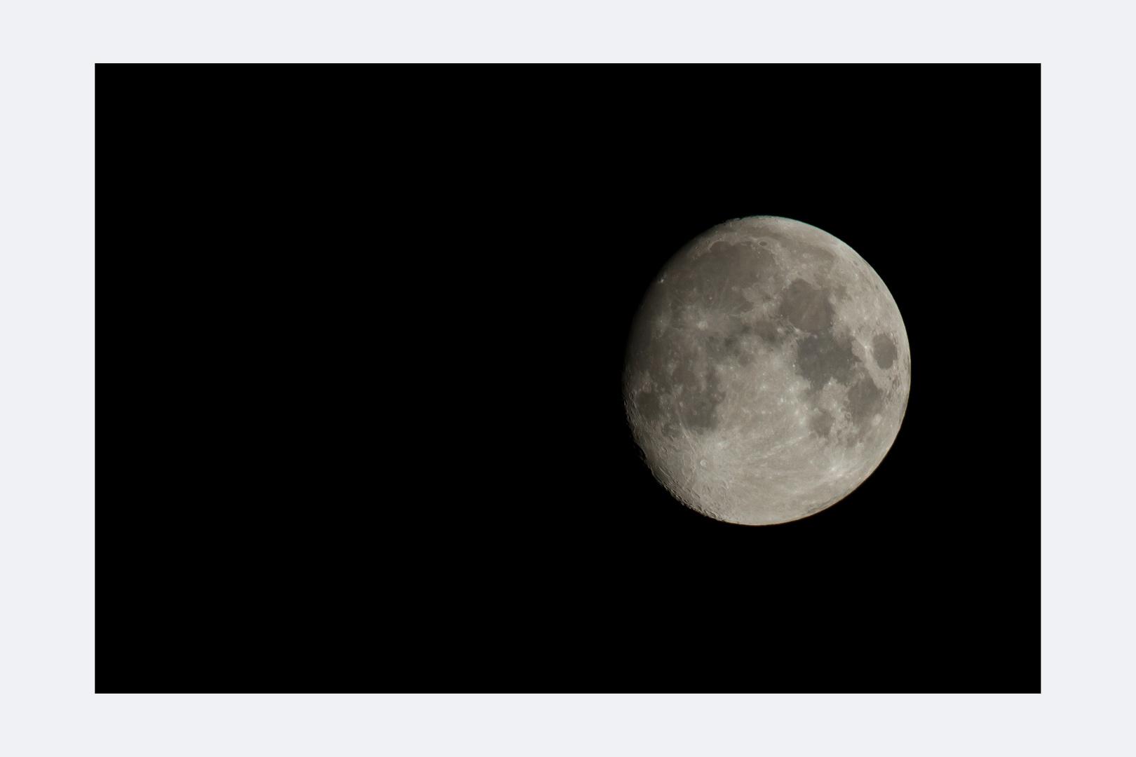 Unser Begleiter - Der Mond (3)