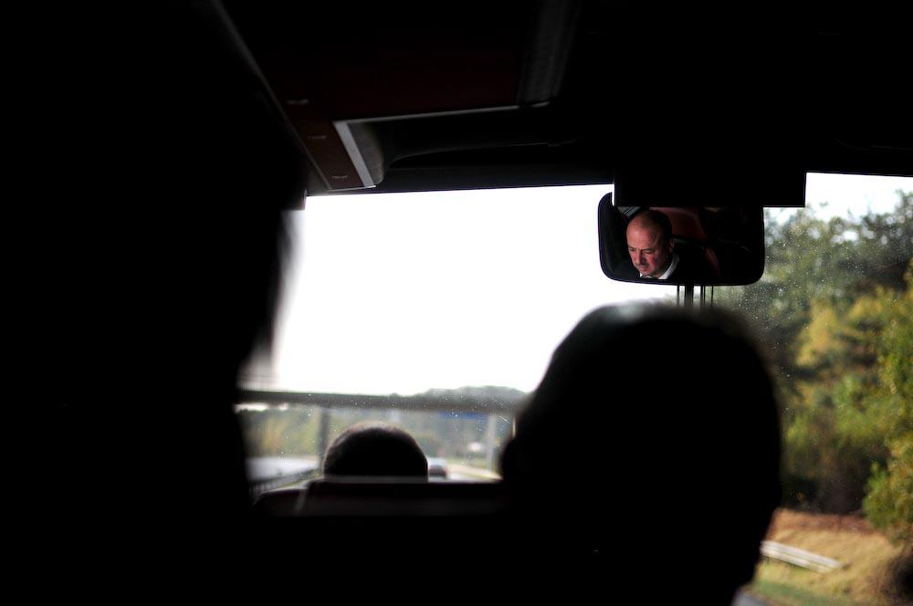 Unser Busfahrer!