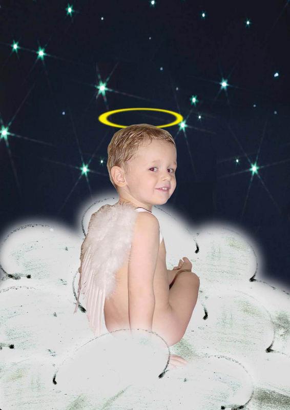 Unser Engel Raphael