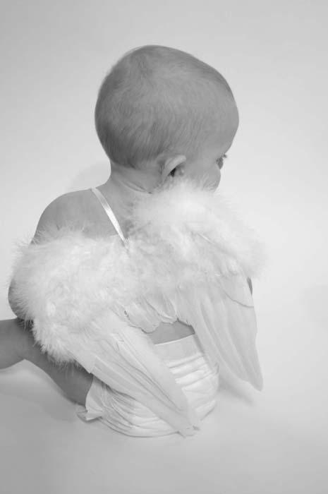 Unser Engelchen