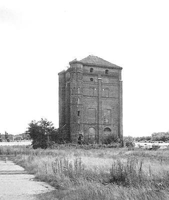 Unser Fritz 1/4, Malakow-Turm Schacht 1