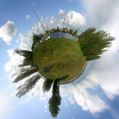 Unser Globus...