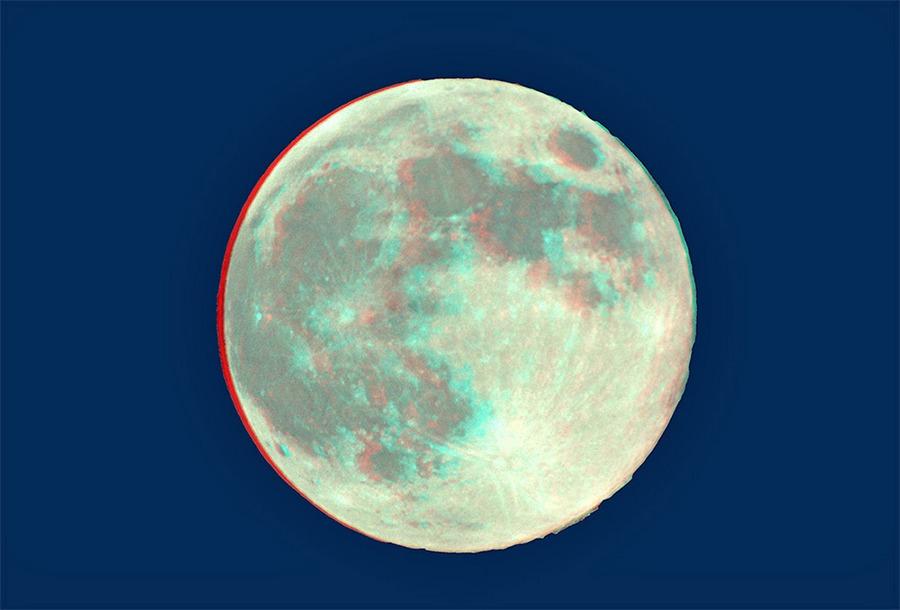 Unser Mond