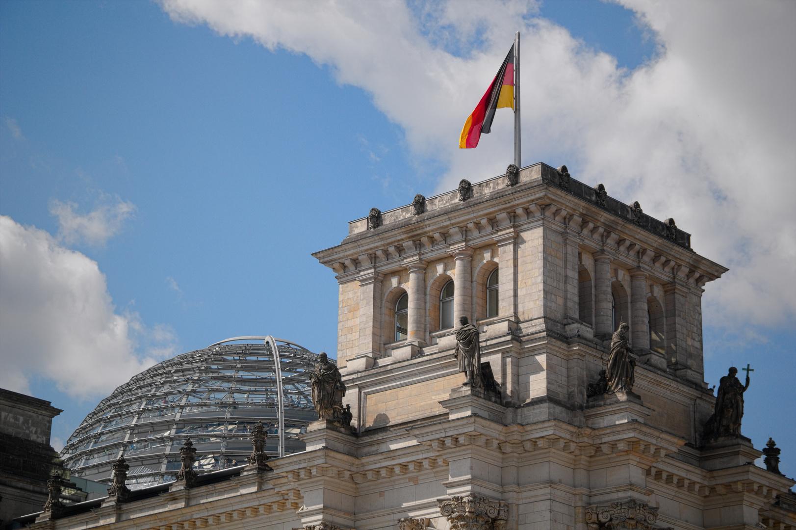 unser Reichstag