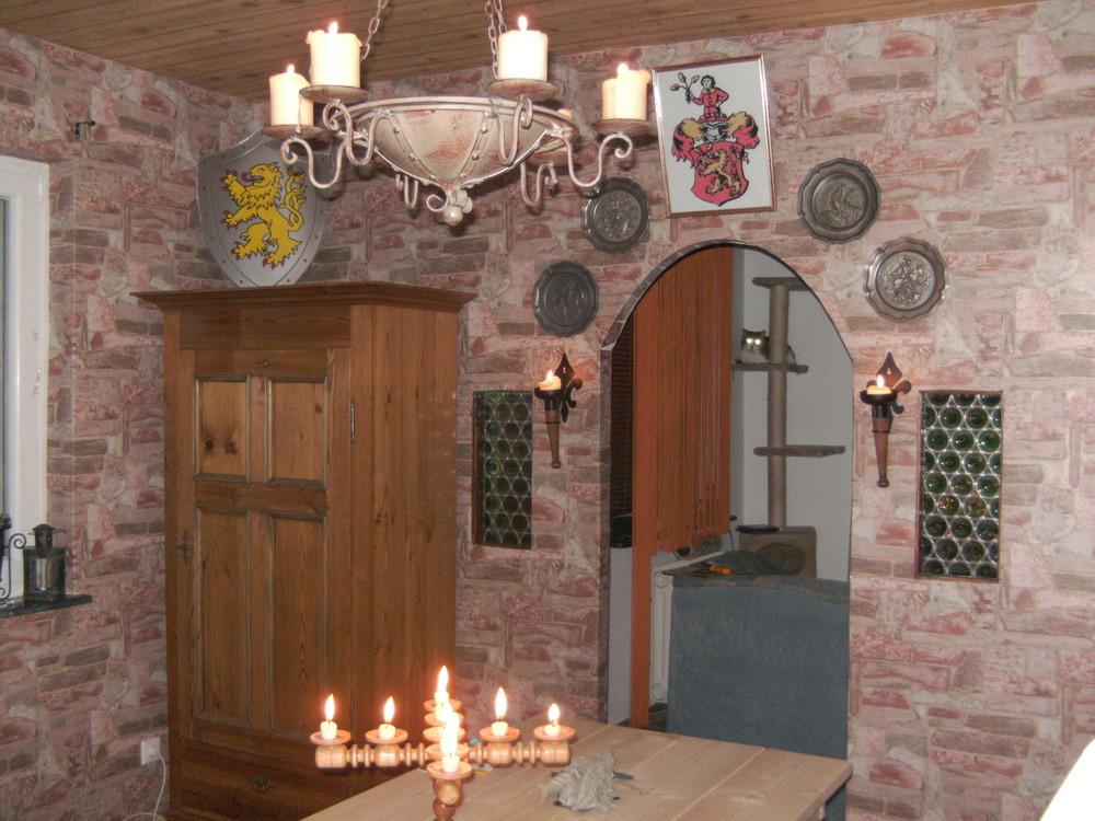 Unser Rittersaal !