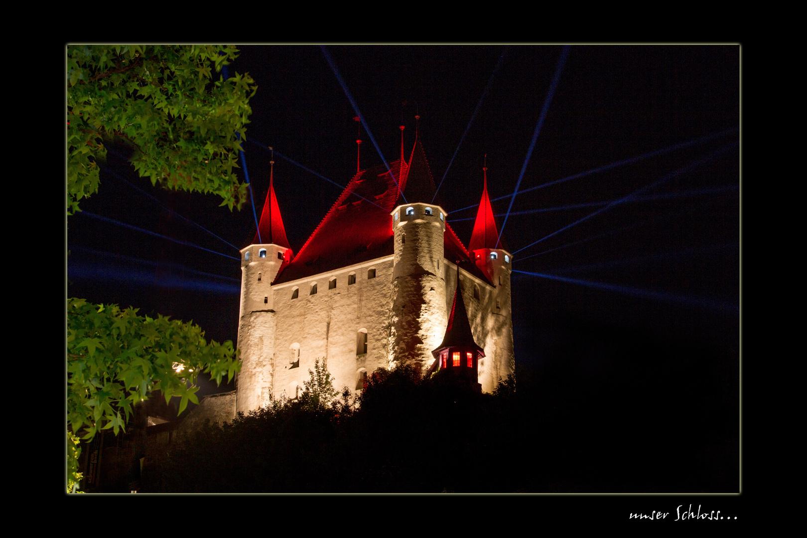 unser Schloss