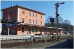 Unser schöner Bahnhof Landsberg am Lech