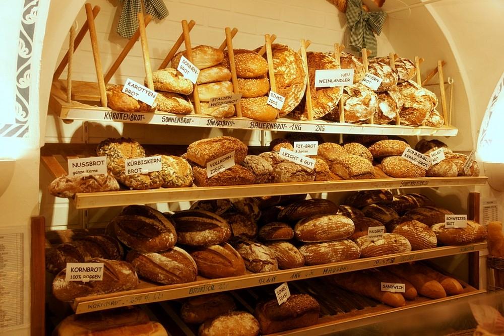 """. . """"unser täglich Brot"""". ."""