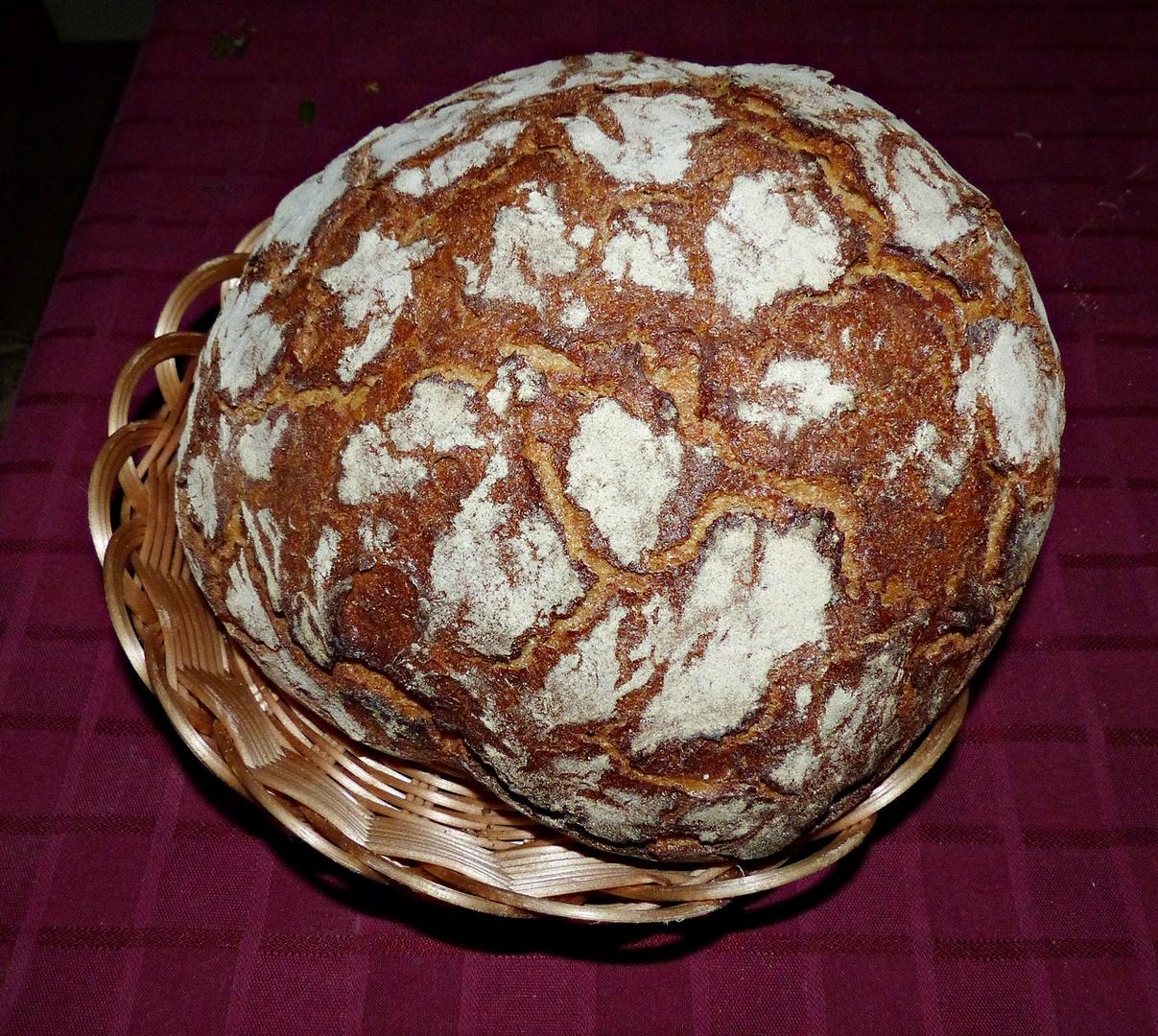 Unser täglich Brot gib uns Heute...