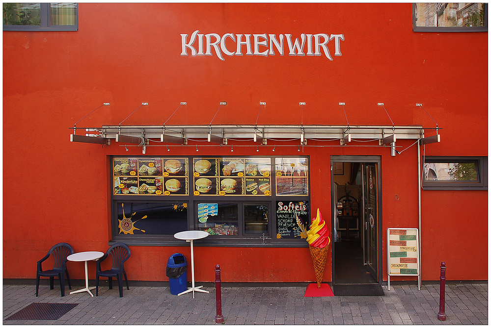 ~Unser täglich Hamburger gib uns heute...~