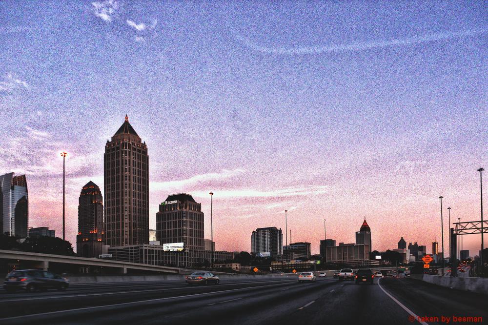 Unser Weg nach Atlanta