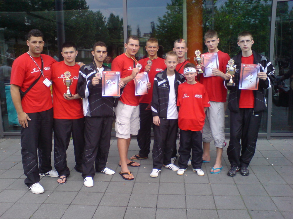 Unser Wettkampfteam Elite Berlin