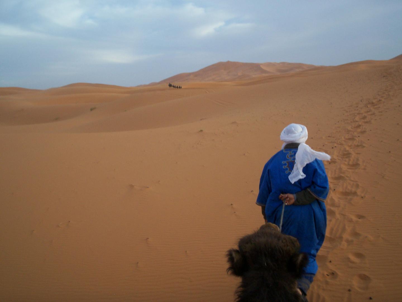 unser Wüstentrip in Marokko