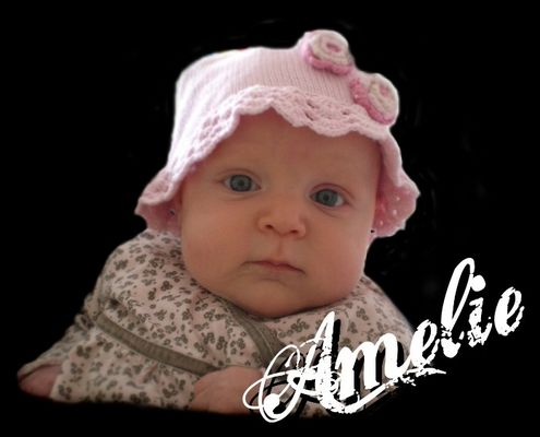 Unsere Amelie!