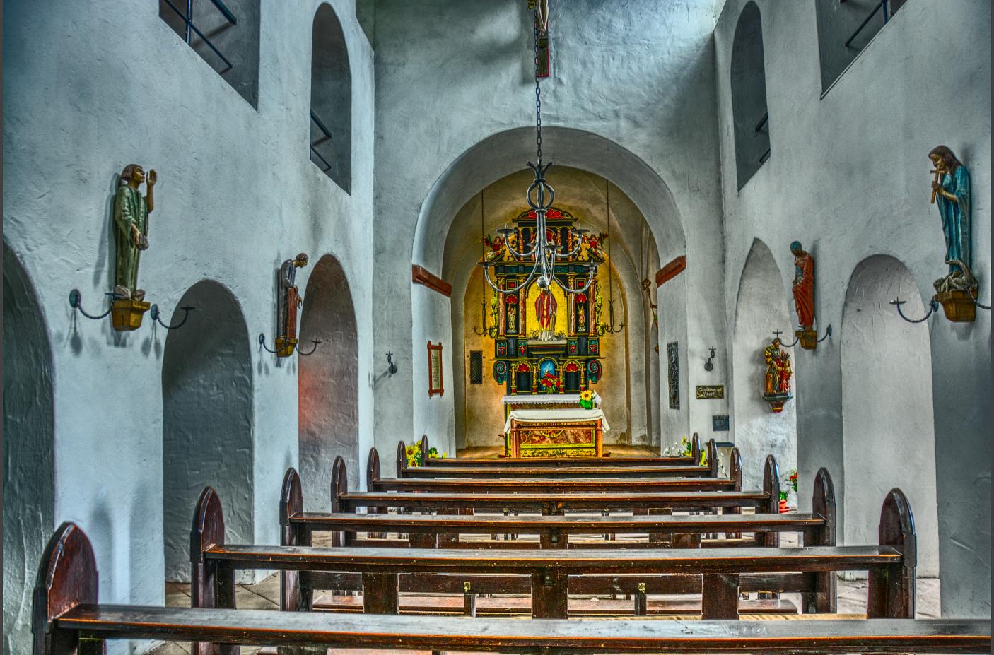 unsere Blasiuskapelle