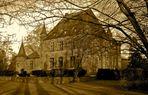 Unsere Burg Ingenhoven aus einer anderen Perspektive