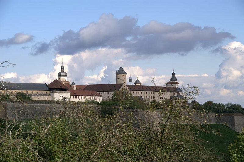 Unsere Festung aus einer anderen Perspektive