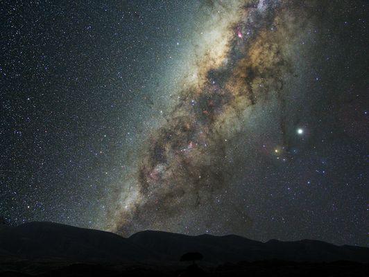 Unsere Heimatgalaxie
