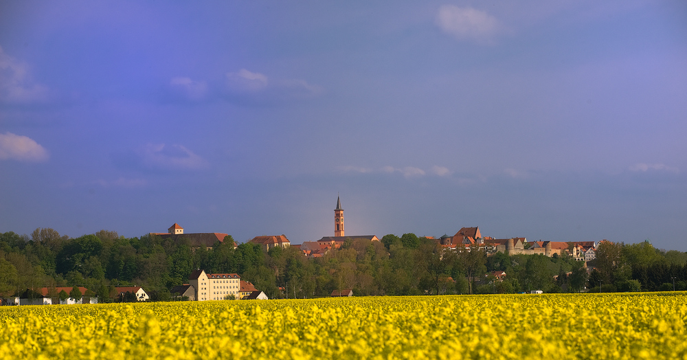 Unsere Heimatstadt - Friedberg in Altbayern