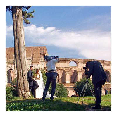 unsere Hochzeit in Rom