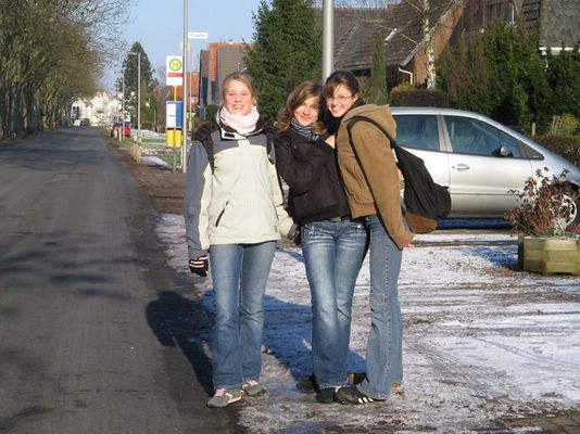 Unsere Huchtinger Girlies :o)