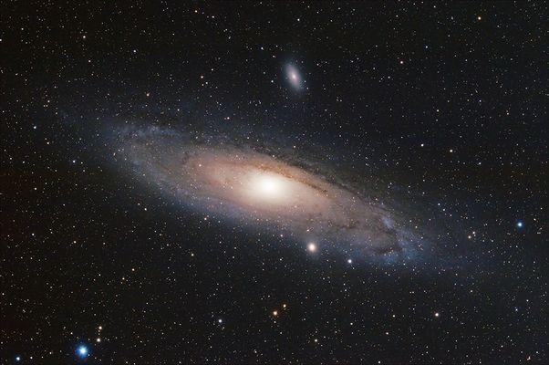 Unsere Nachbargalaxie M31