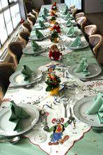 Unsere Tische - Karneval